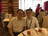 With Prof TC SUM(岑子健) from NTU